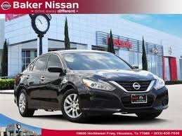 Cars For Sale at Baker Nissan in Houston, TX | Auto.com