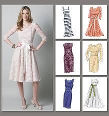 Vogue Patterns Dresses Interesting Vogue Patterns 48 MIsses Dress