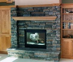 makeover fireplace with airstone fireplace viamainboard com