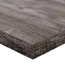 midtown laminate table top driftwood