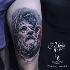 Dario Berrittella Tattoo Expo Bologna