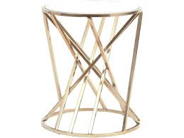 metal and glass side table bronze bars round metal side table metal frame glass top side table