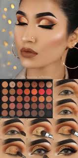 makeup ideas for new years eve warm tones for nye this article covers the