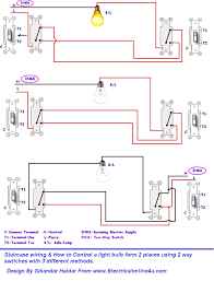 2 way switch wiring diagram light best of two lighting circuit