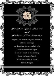 shabby chic vintage floral black and white pocket wedding Wedding Invitation Through Sms black and white shabby chic vintage floral pocket wedding invitation card ewpi075_i wedding invitation through sms