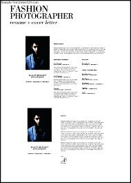 Photographer Cover Letter Bitacorita