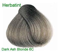 Herbatint Dark Ash Blonde 6c Hair Color