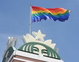 Image result for howard schultz and same sex marriage