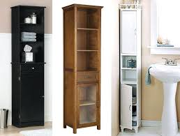 tall skinny cabinet narrow storage beautiful organizer with drawers thin bathroom