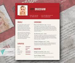 Fancy Resume Templates Gorgeous Free Fancy Resume Templates Fancy Resume Template For Free Rubicund