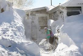 never ending task michael wilton 71 shovels snow by the couple s front