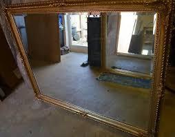 home décor items large antique gold