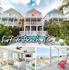beach house als myrtle sc and television