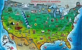 Walk Across America Chart
