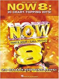 20 Chart Music Now 8 Now Thats What I Call Music 20 Chart Topping Hits