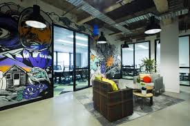 office design sydney. Siren Design Has Recently Completed A New And Creative Office For Facebook\u0027s Sydney Operations.