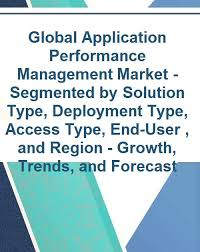 Application Performance Management Global Application Performance Management Market Segmented By Solution Type Deployment Type Access Type End User Bfsi E Commerce