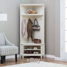 storage bench corner hall tree wood entryway furniture shoe furniture coat rack amazing entryway furniture hall tree image