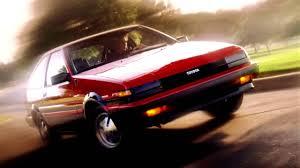 Toyota Corolla SR5 Sport Liftback AE86 '1984–86 - YouTube