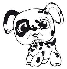 Littlest Pet Shop Kleurplaten Voor Kinderen Kleurplaat En Afdrukken