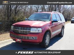2007 Used Lincoln Navigator 4WD 4dr at Toyota of Fayetteville ...