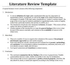 what is literature review and how to