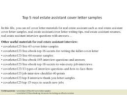 Real Estate Receptionist Cover Letter Best Images About Real Estate