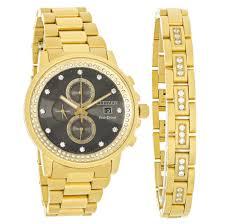 citizen eco drive nighthawk mens gold tone bracelet watch citizen eco drive nighthawk mens gold tone bracelet watch fb3002 61e