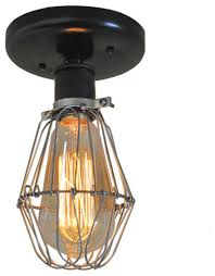 caged lighting. Industrial Cage Lighting. Caged Ceiling Light, Sconce Lighting, Wire Wall Light Lighting