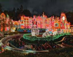 Christmas Light Installation Pasadena Ca 14 Best Places To See Christmas Lights In Los Angeles
