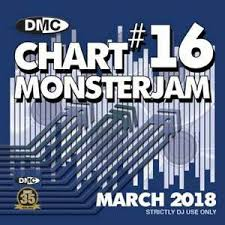 Dmc Chart Monsterjam 16 Details About Dmc Chart Monsterjam Vol 16 Dj Cd Hits From March 2018 Continuous Mix