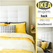 Headboard - IKEA HACKS