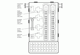 1998 ford contour fuse box layout wiring diagrams best wiring 2000 ford contour power distribution box 1998 ford contour fuse box layout wiring diagrams best wiring diagram collections download