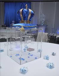 Blue And Gold Baby Shower Decorations Prince Baby Shower Prince Jonah 2nd Birthday Royal Prince