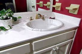 find out how to replace a bathroom sink