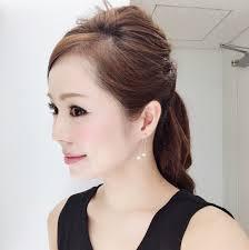 近藤英恵さんのインスタグラム写真 近藤英恵instagramお仕事ヘアの