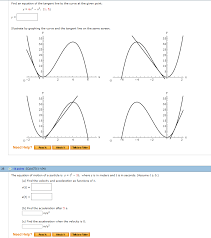 find an equation of the tangent line to the curve at the given point y6x