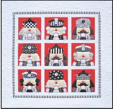 Merry Christmas Block of the Month Quilt Patterns by Amy Bradley & How to order: Adamdwight.com