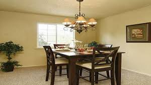 table stunning dining room chandelier height