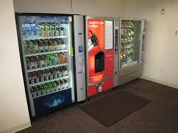 Seattle's Best Vending Machine Cool Vending Machines Toledo And Cleveland Firelands Vending