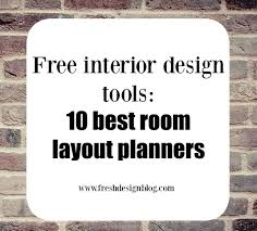 Small Picture 10 of the best free online room layout planner tools Design room
