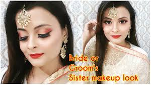bride groom s sister makeup look for wedding wedding guest makeup makeup for white dress