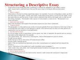 writing a descriptive essay ppt summer vs winter thesis teaching how to write descriptive essays eslflow webguide