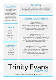 Modern Elegant Font For Resume Professional Resume Format Exquisite Resume Mycvfactory