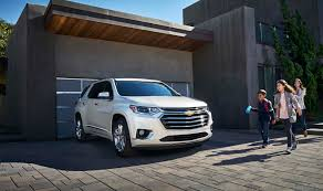 2019 Chevrolet Traverse Chevy Review Ratings Specs Prices And Photos The Car Connection