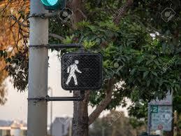 Pedestrian Light Crossing