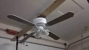 home interior challenge hampton bay flush mount ceiling fan burgess 52 in indoor brushed nickel