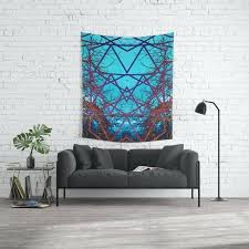 w modern wall tapestry uk