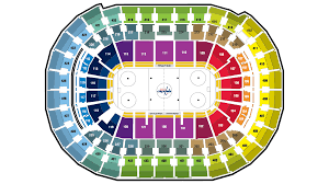 Capitals Interactive Seating Chart 71 Perspicuous Capitals Interactive Seating Chart