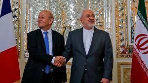 وزیر خارجه فرانسه: ایران از تهدید دست بردارد - BBC News فارسی